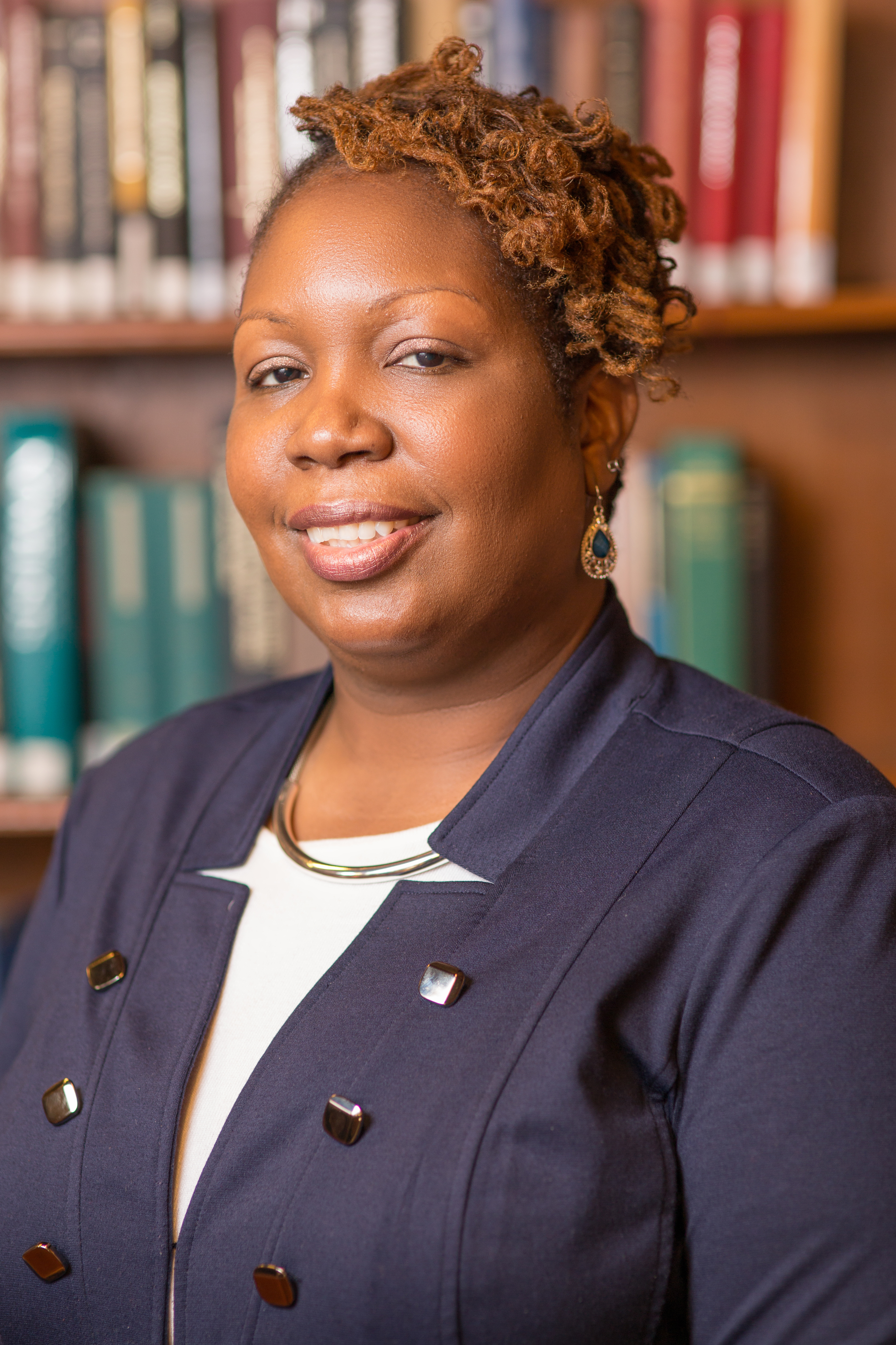 Gesille Dixon Is The Borough Director For Bronx Neighborhood Library Works  At The New York Public